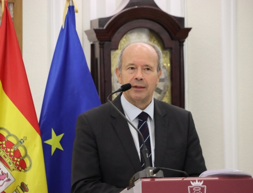The President of the Constitutional Court of Spain  chaired meeting of the Spanish legal profession for the World Law Congress 2021